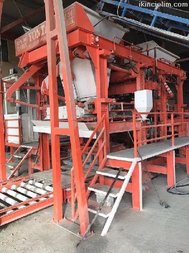 İkinciel yontar  36li kilittaş bordur makinasi