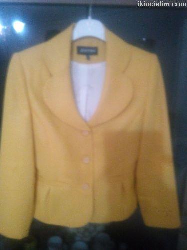 Sadece Bir Kez Giyilmiş Harika Bayan Ceket
