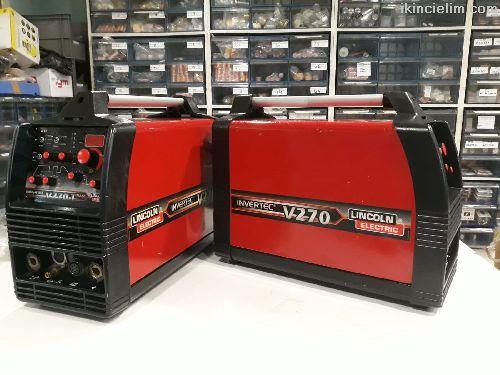 Argon Kaynak Makinesi 270 Amper Dc
