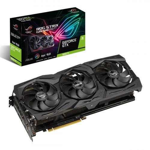 Asus Geforce Gtx1660Ti Rog Strıx