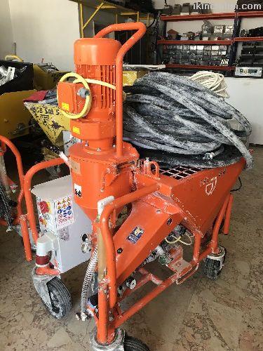 Pft G4 Alçı Makinası Ve Hazır Sıva Makinası