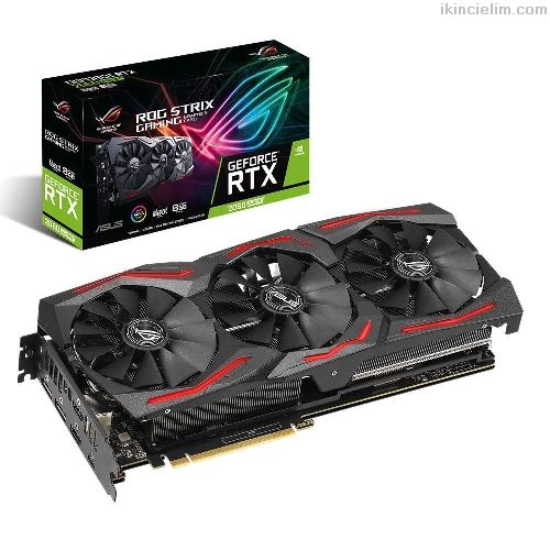 Asus Geforce Strıx Rtx2060 Super Gamıng 8Gb Gddr6