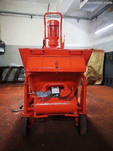 Alçı Sıva Makinası Emp Q4