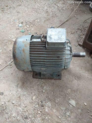 37 Kw 1400 Devir Elektrik Motoru