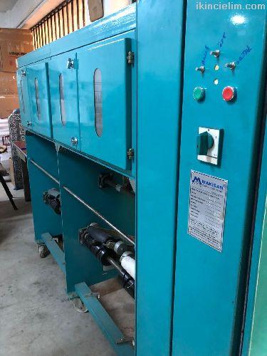 Katlama Makinası(Kablolama yöntemi ile katlama)