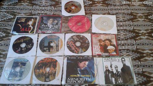 Çeşitli Vcd Filmler