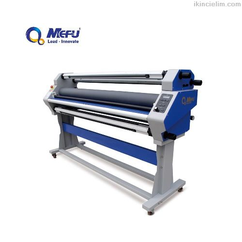 Az kullanılmış  sıcak ve soğuk laminasyon makinası