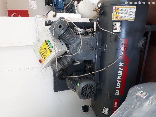 Dks 600 pistonlu kompresör