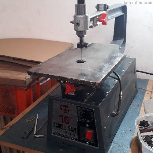 Taiwan Malı Kıl Testere Makinesi
