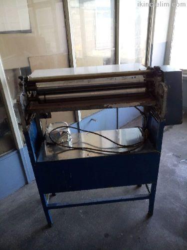 Satılık 70 Cm Sıvama Makinesi