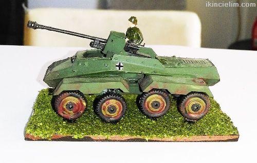 Alman Sdkfz 234 1/72
