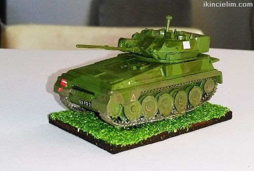 Scorpıon Tank 1/72