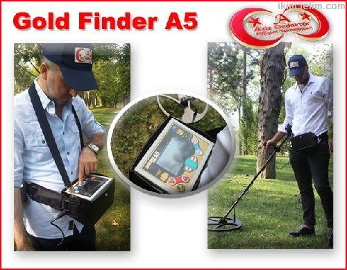 İkinci El Gold Finder A5 Dedektör