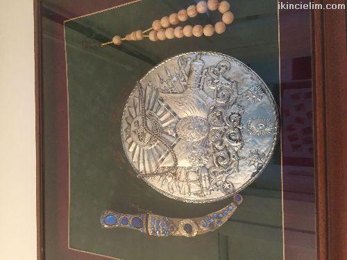 Osmanlı Tugrası Tablo