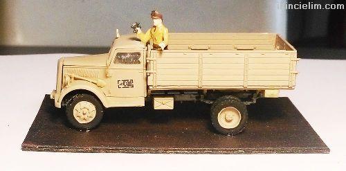 Opel Blıtz 1/72