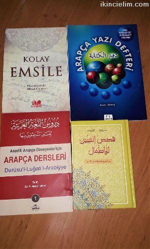 Arapça Eğitimi Seti