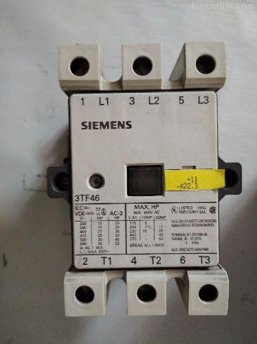 Siemens 3Tf46 Kontaktör