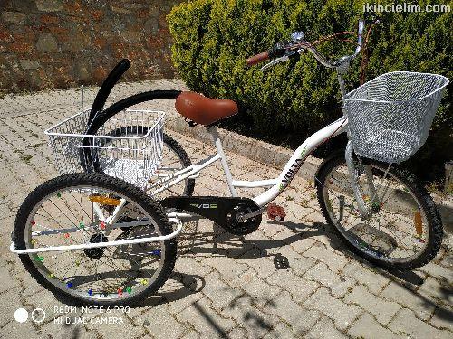 Kargo 3 tekerlek bisiklet