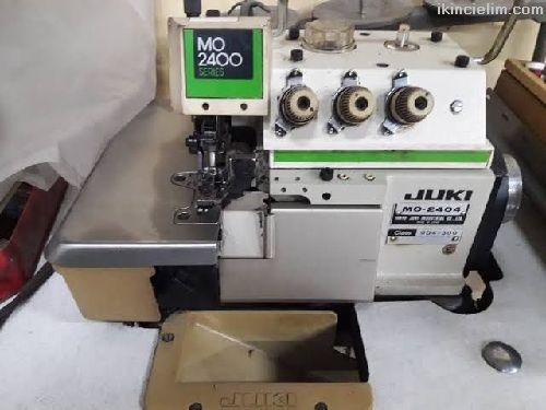 Juki Mo2400 overlok makinesi