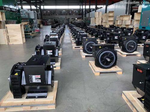 35kva alternatör  1500devir tratörler çalışır
