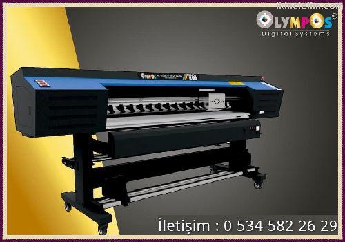 Olympos Dx7 Dijital Baskı Makinesi