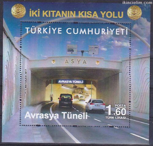 2017 Damgasız Avrasya Tüneli Bloku