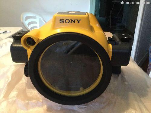Sony Sualtı Mahfazası 75 mt,ye kadar Sıfır,Sahibin
