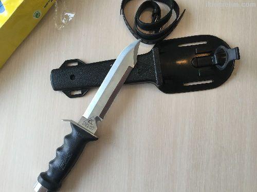 Cressi Orca Sıfır Dalış Bıçağı