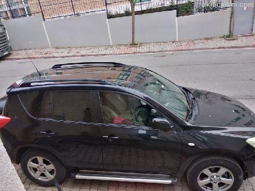 Toyota rav4 otomatik vites bensiz+lpg