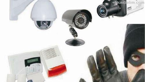 Güvenlik Sistemi Ve Alarm Donanımları