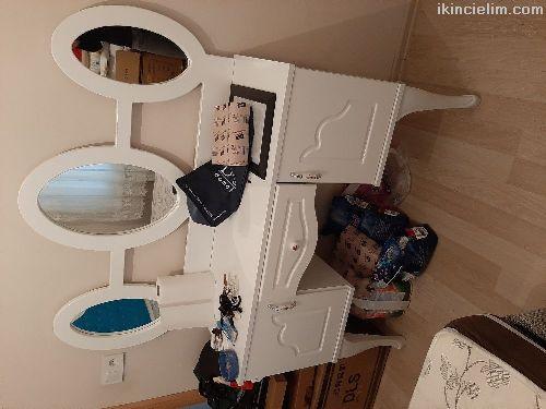 Mdf 1.kalite yatak odasi takimi baza baslik yatak