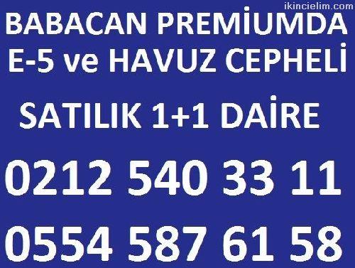 Babacan Rezidansta Kelepir 1+1 Daire