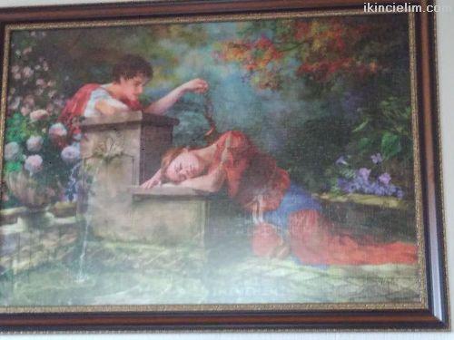 1500 parça Educa puzzle tablo
