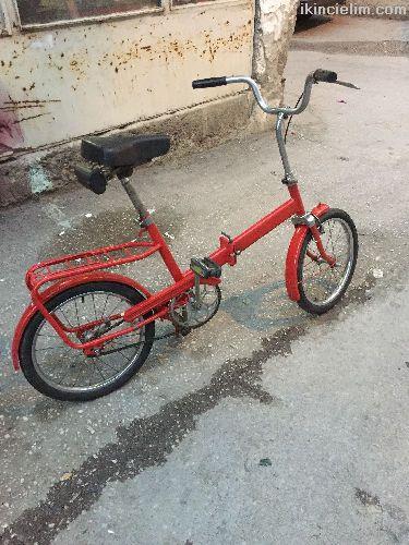 İlk Çıkan Balkan Bisiklet [ K I R M I Z I ] - K O