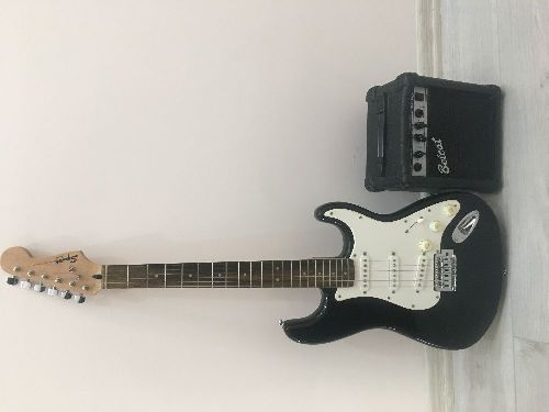 Electro Gitar+Amfi
