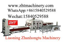 Pın sistemli üç tepsili membran pres makinesi