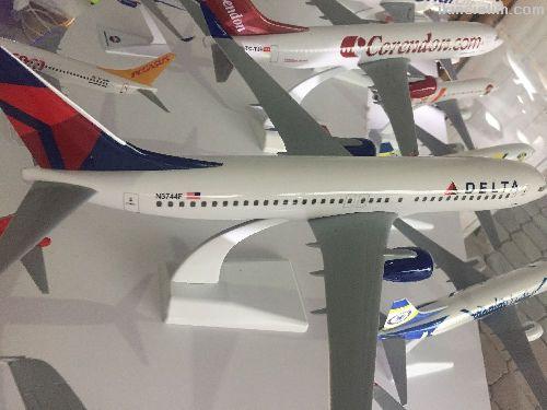 Havayollarının Maket Uçakları