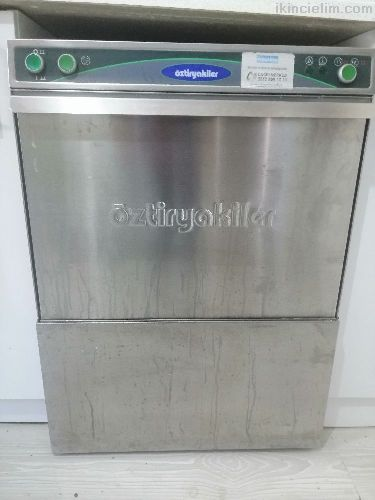 Öztiryakiler endüstriyel bulaşık makina(Sıfır gib)