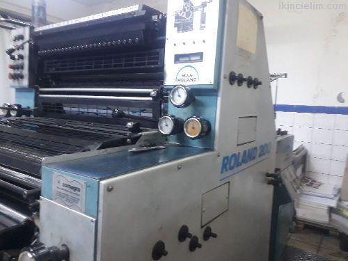 Roland 200 1991 Model 4 Makas