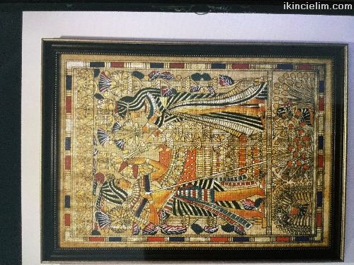 Satılık çevreli 1000 parçalı puzzle