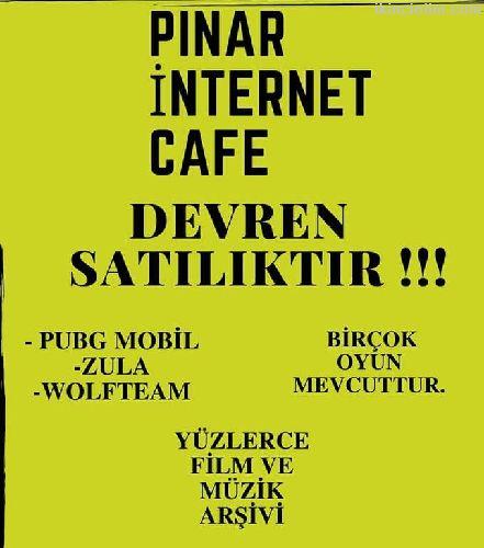 Devren Satılık İnternet Cafe