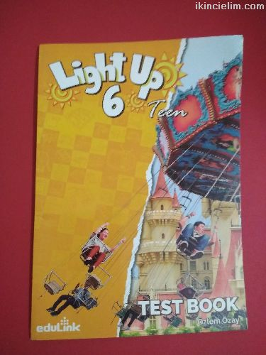 Light up 6 teen test book özlem özay