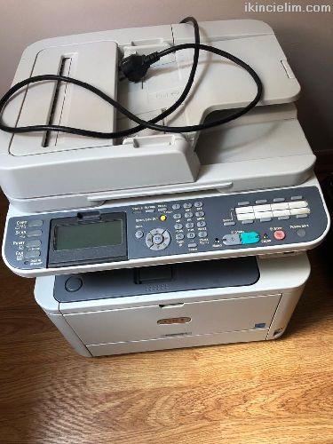 Okı Mb451 yazıcı,fotokopi, faks, tarayıcı