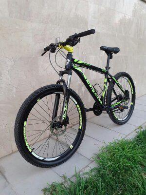 Sıfır Corelli Dağ Bisikleti