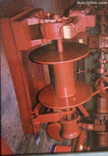 Çelik Halat Irgatı