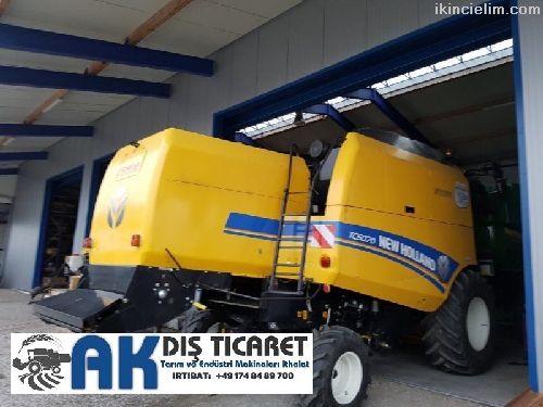 New Holland Tc5070 - 2013 - 987Saat Almanyadan