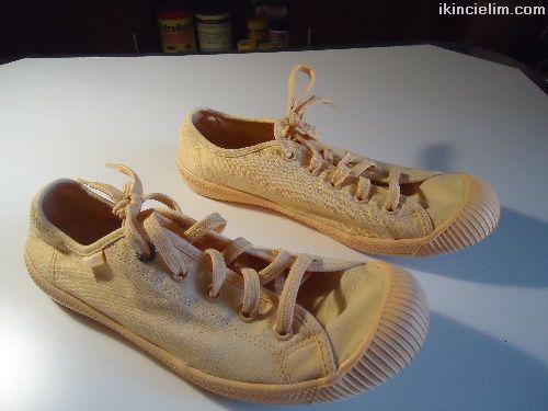Palladium Ayakkabı 38 Numara Yepyeni