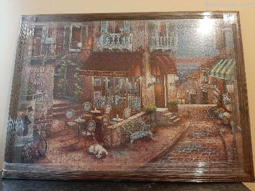Çerçeveli puzzle