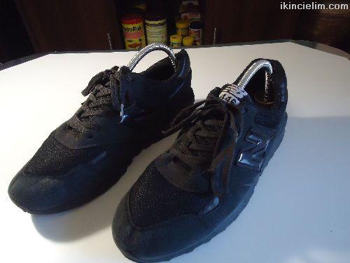 New Balance 446 Siyah Spor Ayakkabı