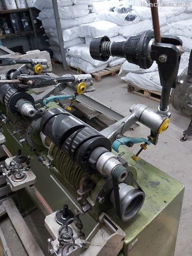 3 Kafalı Bobinvar Makinası